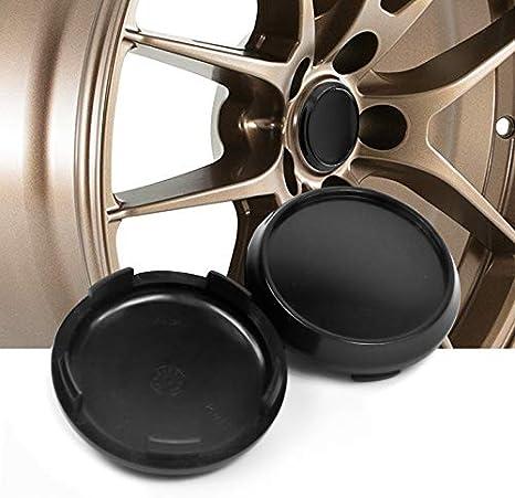 4x OZ Racing 68mm Alloy Wheel Hub Centre Caps Cap Brand New Black Red