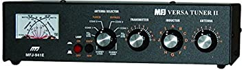 MFJ Enterprises Original MFJ-941E HF Antenna Tuner with Mini Cross Meter, 300 Watts