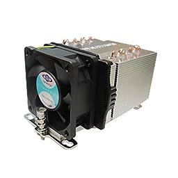 Dynatron 2U Active CPU Cooler for AMD Socket G34 LGA 1974 A13