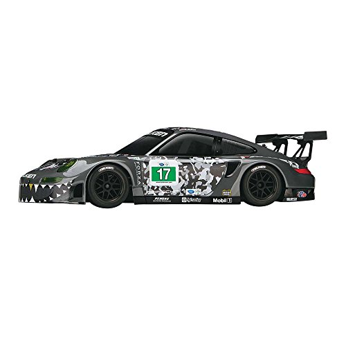 (Hobby Products International Racing 114350 1/10 RS4 Sport 3 Flux Porsche 911 GT3R Ready to Run Radio Control Truck)