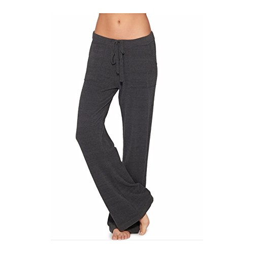 Barefoot Dreams CozyChic Ultra Light Women's Lounge Pant - Carbon - Small