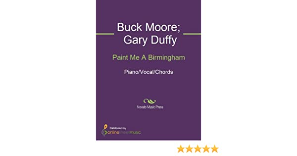 Paint Me A Birmingham Kindle Edition By Buck Moore Gary Duffy