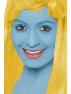 Smurfs Smurf Cartoon Character Costume Makeup ()