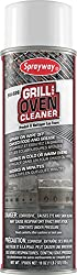 Sprayway Sw826 Oven And Grill Cleaner 18 Oz