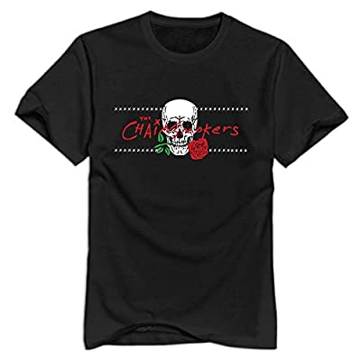Lbuxinqu Men's Fashion The Chains-mokers Music Custom Top T-Shirts