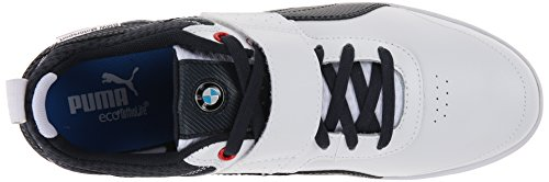 PUMA Mens BMW MS MCH Motorsport Shoe White/Bmw Team Blue xokK3Hf
