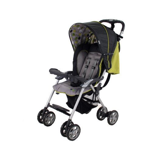 Amazon.com : Combi Helio DX Lightweight Stroller in Ember/Wasabi ...