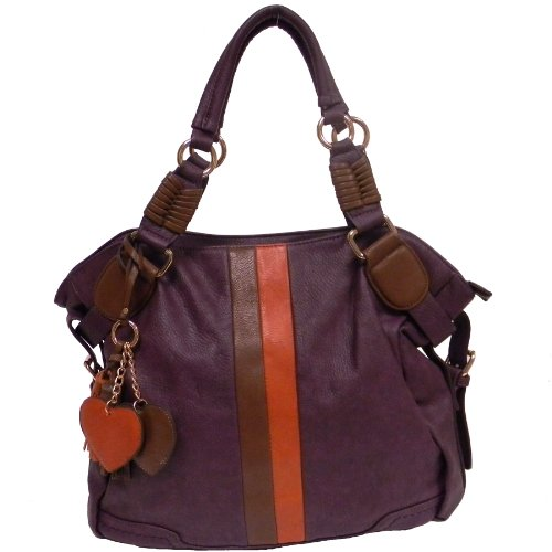 amanda-satchel-bag-by-donna-bella-designs-purple