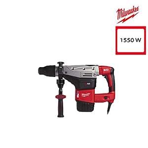 MILWAUKEE perforador cincelador SDS-Max K 750 1550W 11,9J 4933398753 S