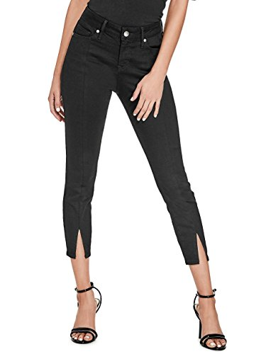 G by GUESS Women's Genny Kick-Front Skinny ()