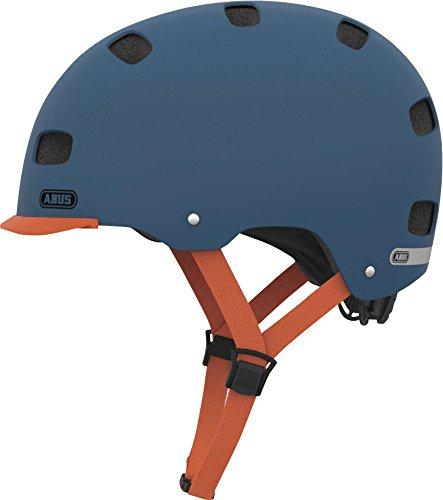 [해외] ABUS Scraper자전거 헬멧 블루Petrol사이즈: M by ABUS