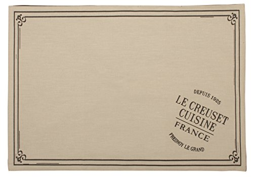 (Le Creuset Heritage Linen Place Mats (Set of 2),)