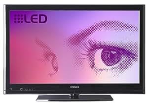"Hitachi 40H6L03 LED TV - Televisor (101,6 cm (40""), Full HD, 1920 x 1080 Pixeles, Analógico y Digital, DVB-C, DVB-T, 16W) Negro"