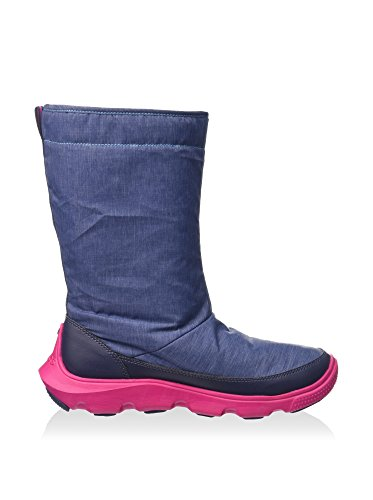 Day candy Stivali Blu W Crocs Navy Pink nautical Duet Boot Donna Winter Busy qa88PYBwE