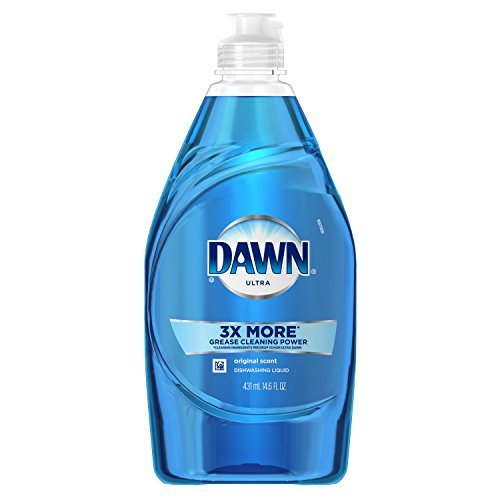 (Dawn Ultra Dishwashing Liquid Dish Soap, Original Scent, 14.6 oz)