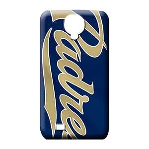samsung galaxy s4 Strong Protect PC Fashionable Design phone cover shell san diego padres mlb baseball