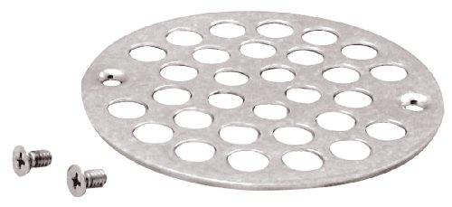 Belle Foret BFNSD01CP Shower Strainer with Screws,