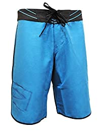 DCORE Men's Quick Dry Boardshorts with Zipper Pocket by TEKFIT