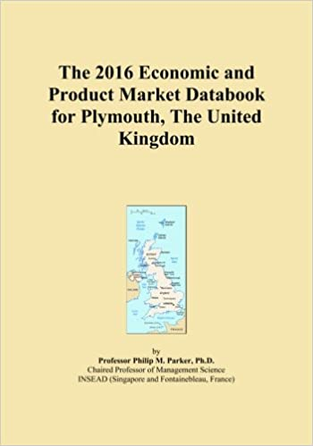 Book The 2016 Economic and Product Market Databook for Plymouth, The United Kingdom