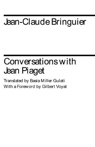 Conversations with Jean Piaget (Midway Reprint)
