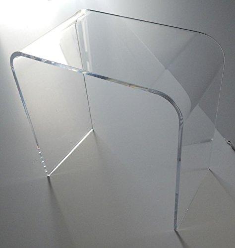Acrylic End Table 21