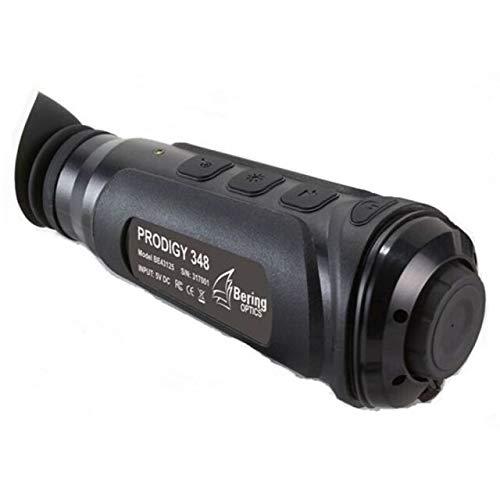 Bering Optics Ocelot 1.0x24 Tactical Night Vision Monocular, Black, 4.5inx2.4inx1.7in, Gen BE34124 -