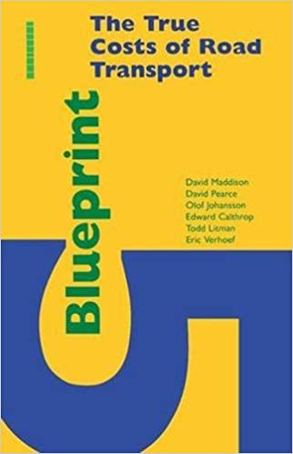 Book Blueprint 5: True Costs of Road Transport