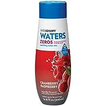 SodaStream Cranberry Raspberry Zero Calorie Syrup, 14.8 Fluid Ounce