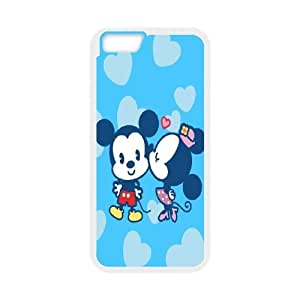 Personalised Phone case Disney mickey mouse For iPhone 6,6S Plus 5.5 Inch S1T3096