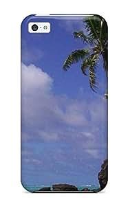 Iphone High Quality Tpu Case/ Beach S HAzoZzM140LbUGd Case Cover For Iphone 5c