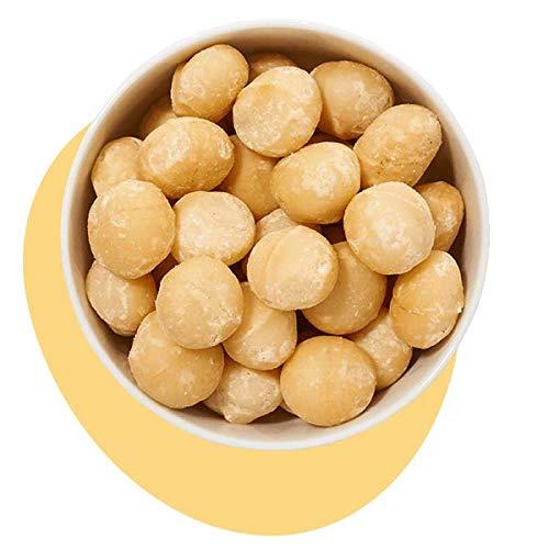 Macadamia Nüsse, naturbelassene Macadamianüsse – die Königin unter den nüssen, Macadamia nuts, von kultsnack (1000 g)