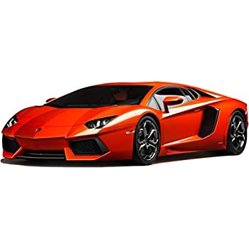 Lamborghini Aventador LP 700 Decal Wall Sticker Art Sports Car Red C859,  Large