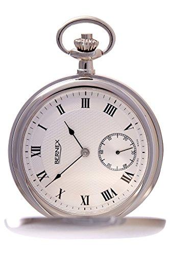 Bernex Swiss Made- Men's Pocket Watch