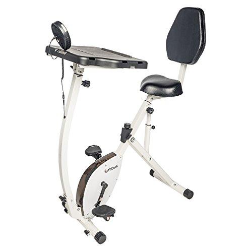 Fitdesk Exercise Bike Recumbent Exercise Bike With Sliding