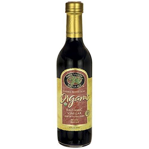 Napa Valley Naturals Organic Balsamic Vinegar 12.7 fl oz (Natural Vinegar)