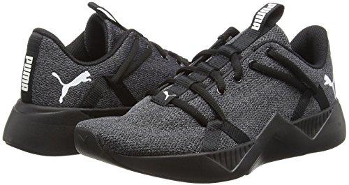 Puma 01 Chaussures Black Noir Incite Knit puma Wn's De Fitness Femme ZfrZxvw
