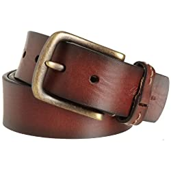 Tommy Hilfiger Men's 40mm Pullup Flip Over Belt