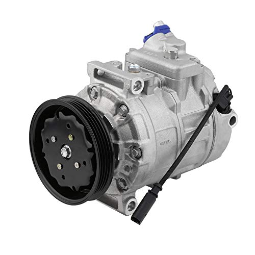 RoadRoma Air Conditioning Compressor For Audi A4 A4 Avant B6 8E 1.9 TDI BJ 00-05