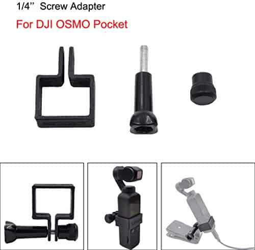 S9 S8 S8 S7 S6 Q2 Bellaier Extended Handle Stabilizer Base Mount Stand for Osmo Pocket Gimbal Camera for iPhone Xs Max Xr X 8 Plus 7 6 SE Android Smartphone Samsung Galaxy S9