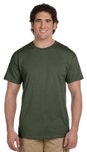 Military Green T-shirt Tee - 3