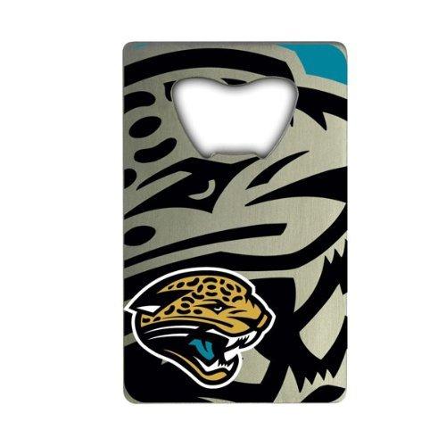 NFL Jacksonville Jaguars Credit Card Style Bottle Opener