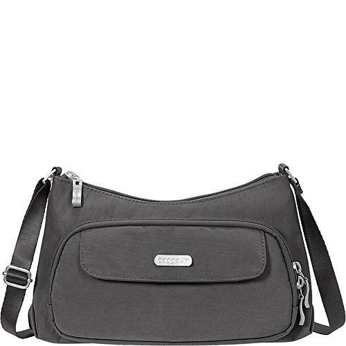 baggallini Everyday Crossbody (Charcoal)