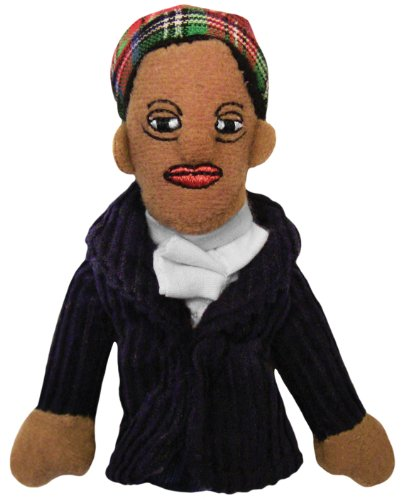 Puppet Childrens Doug (The Unemployed Philosophers Guild Harriet Tubman Finger Puppet and Refrigerator Magnet - For Kids and Adults)