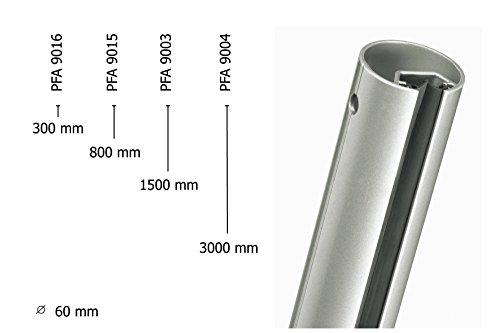 Professional PFA 9015 - Montagekomponente ( Montagerohr ) - Aluminium by Vogels (Image #2)