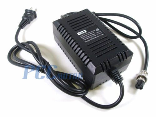12 Volt battery Charger for Gas Scooter ATV Bike I BC02