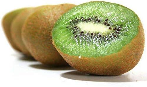 Semillas de kiwi 20 piezas de actinidia orgánica Fruta de la vid Semillas de fresa de kiwi para el jardín del hogar Jardín al aire libre Plantación de la granja