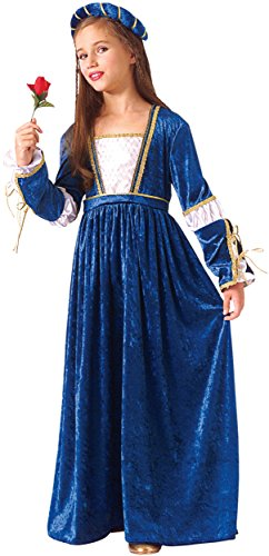 [Juliet Kids Costume] (Juliet Capulet Costume)