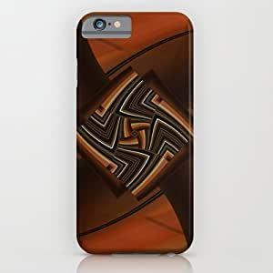 Society6 - Abstract Retro iPhone 6 Case by Christine Baessler