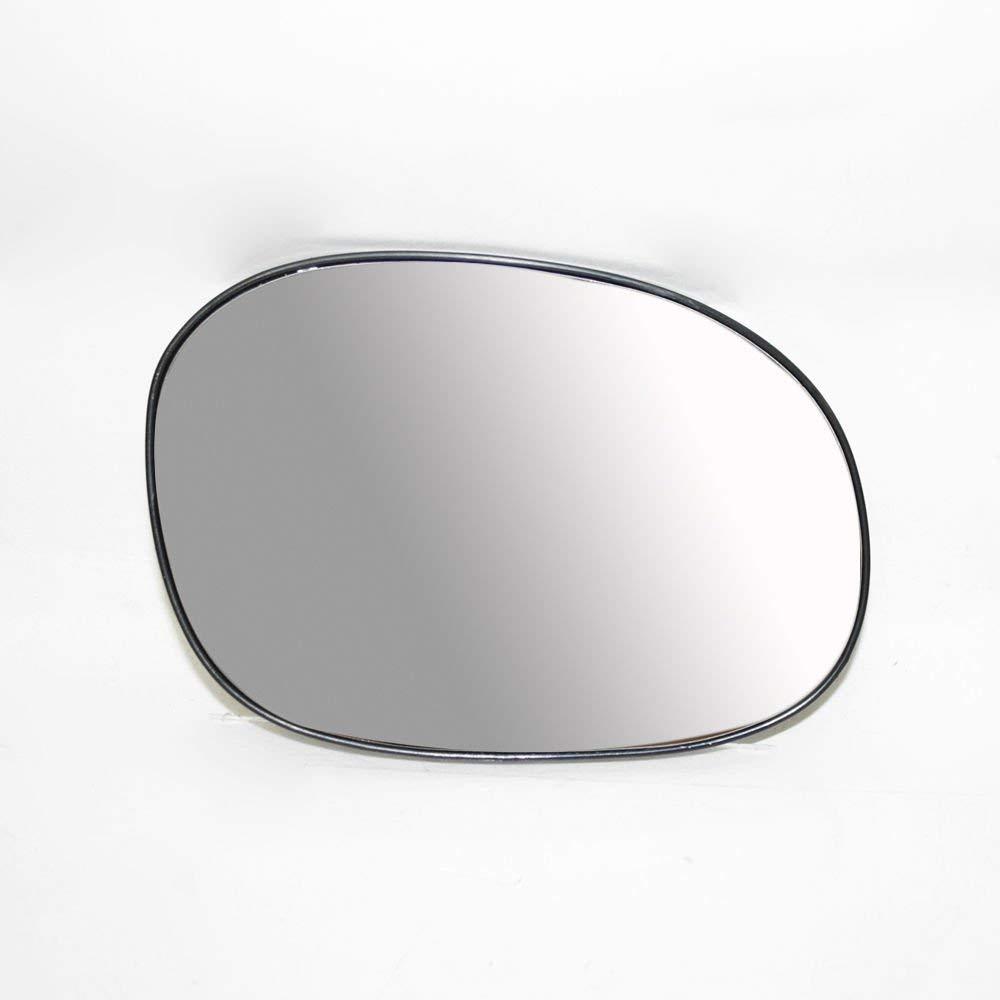 Specchietto retrovisore destro e base argento RHS per C2 2003-2008 OEM 8151CJ 8151GJ