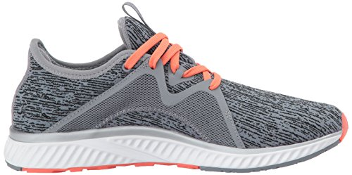 adidas Performance Damen Edge Lux 2 Graue Drei / Metallic Silber / Easy Coral